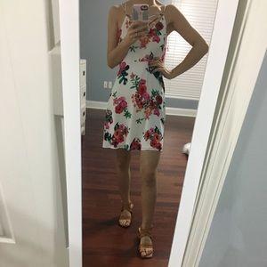 Express Size 0 Flora Dress
